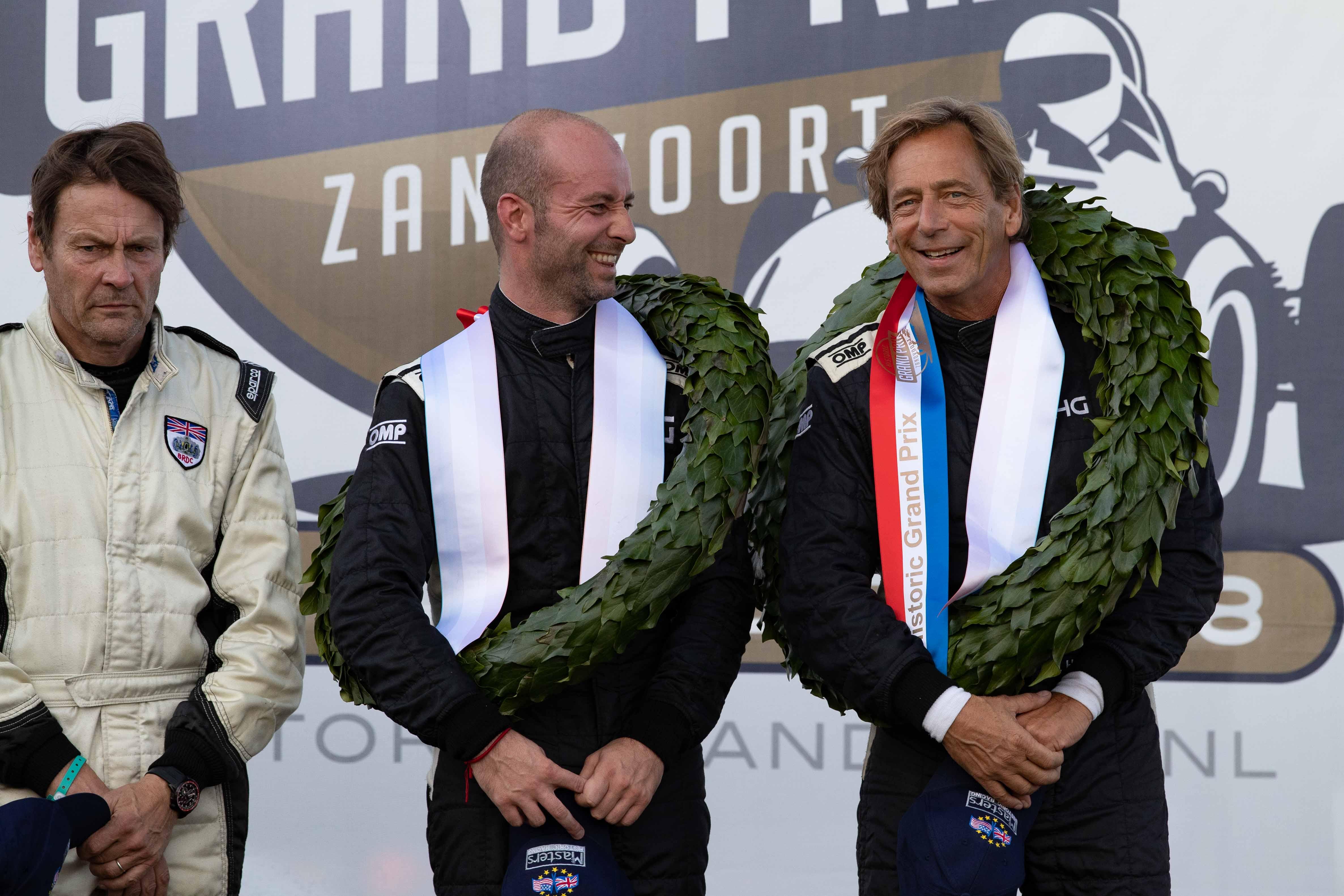 historische grand prix zandvoort 2018 dhg david hart